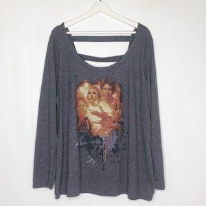 Rock & Republic 2X Star Wars Sweater